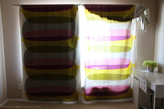 Curtains Ideas blackout curtain backing : Make your curtains BLACKOUT CURTAINS (simplified version) | Make ...