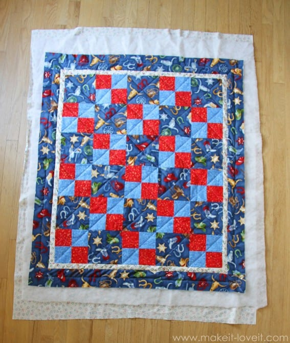 Downy Touch Of Comfort Quilts For Kids Part 2 Quilting