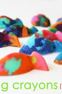 Craft Camp Contributor (Making Crayons: Re-visited)