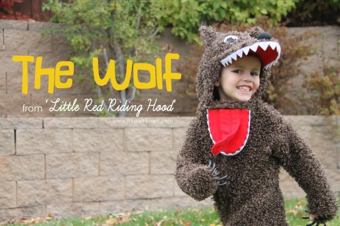 Как сшить волка своими руками