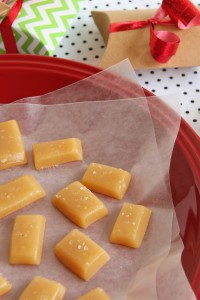 Chewy & Creamy MICROWAVABLE Caramels...Yum!