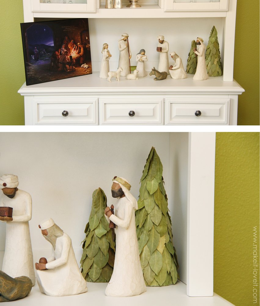 Simple Christmas Decor...