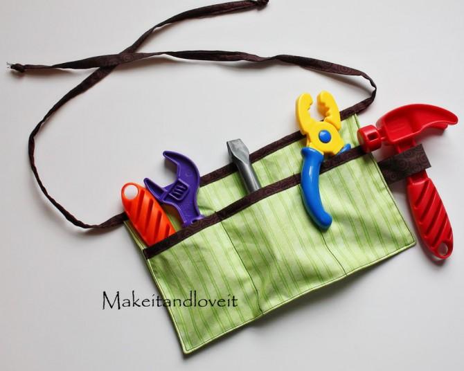 Подарок сделанный детьми