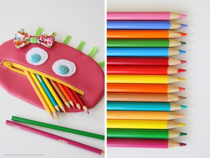Как карандаш сделать ярче