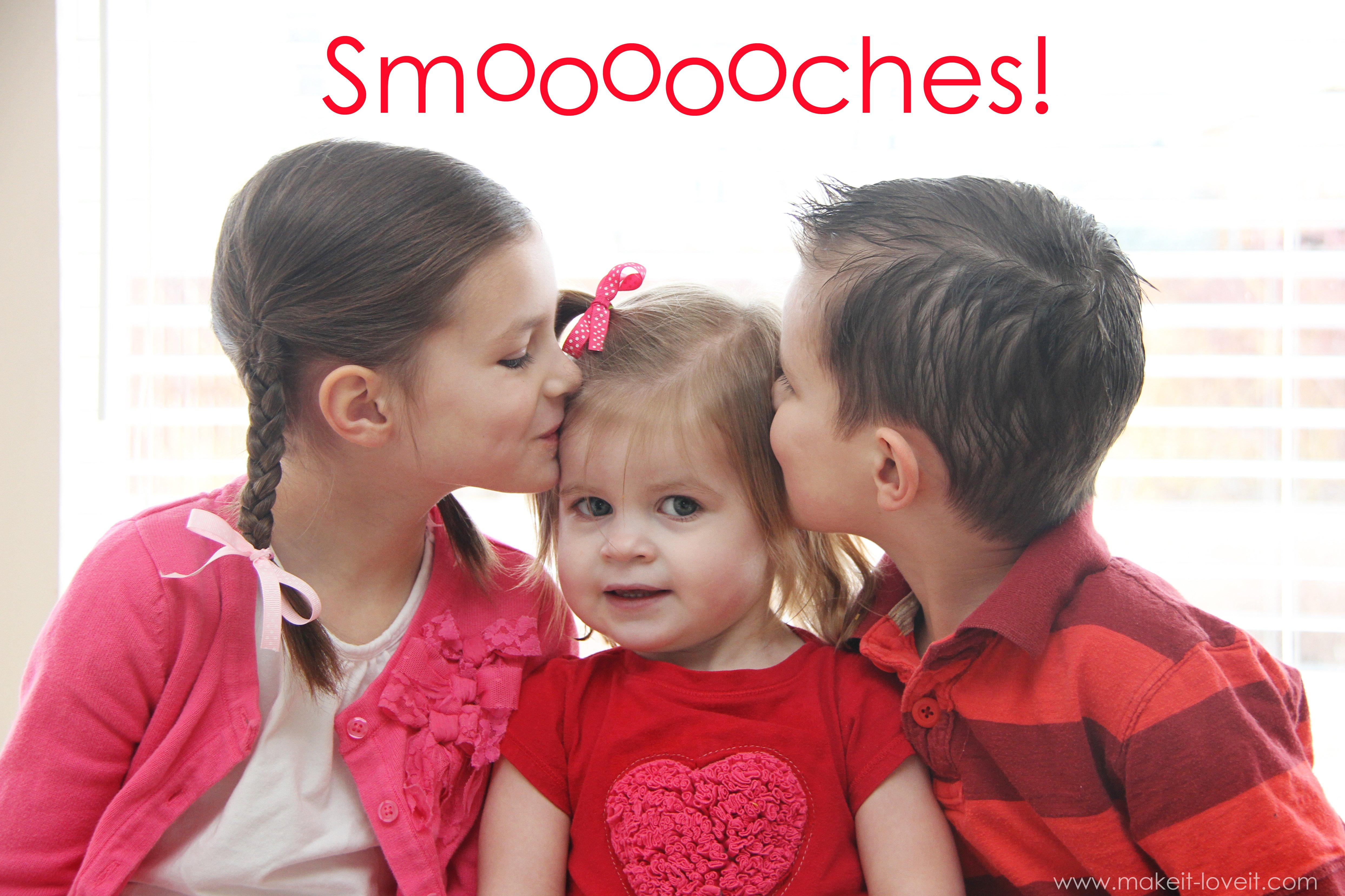 Happy Valentine's Day…..Smooooooch!! :)