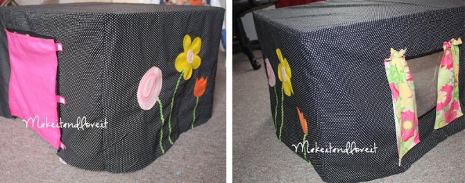 fort table cover