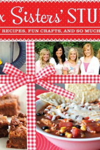 GIVEAWAY: Six Sisters' Stuff Cookbook: CLOSED!!!