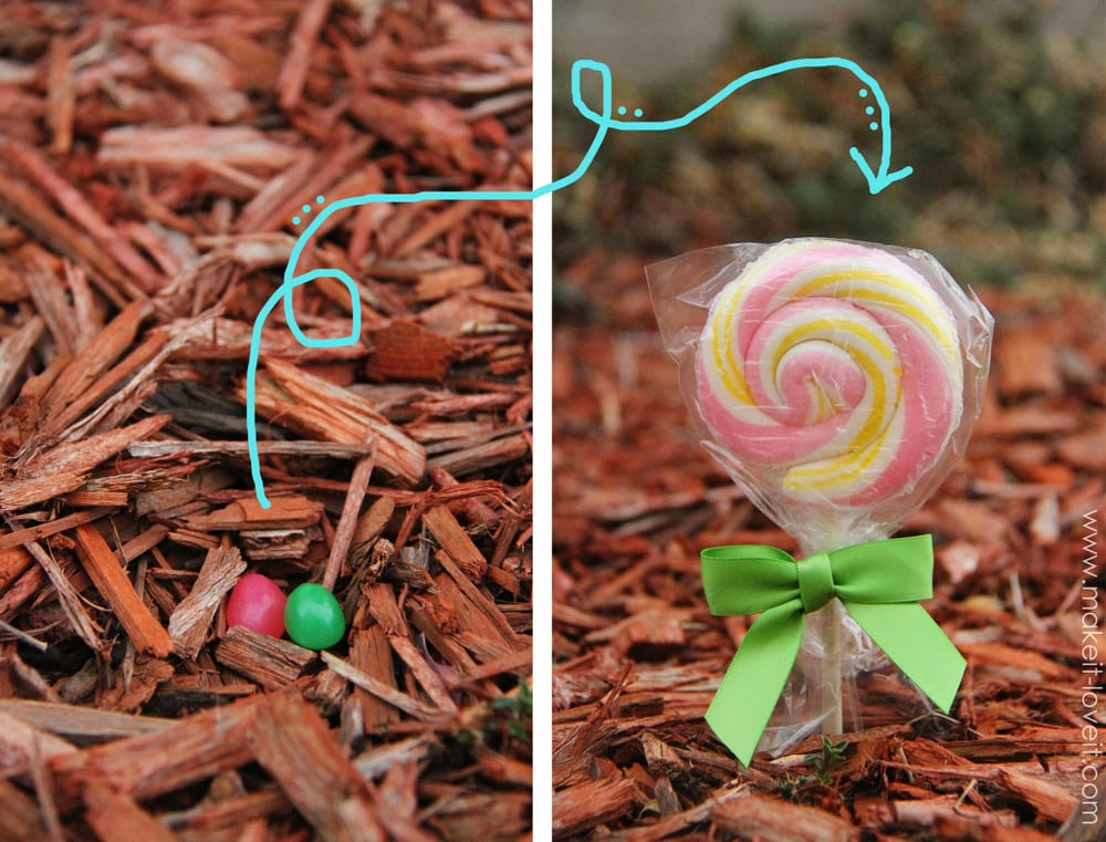 Magical Easter Lollipops (an Easter tradition)