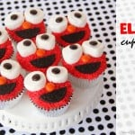 Elmo Cupcakes......you know you want one! :)