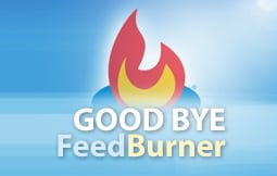 goodbye-feedburner