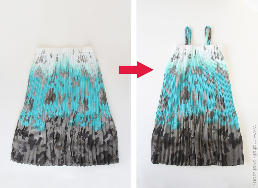 skirt to dress1
