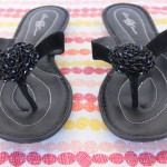 "Flip-Flop Refashion: from ""blah"" to ""ahhhhh!!"""