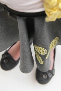 Embroidered Circle Skirt (a sewing tutorial for Bernina's 'We All Sew')
