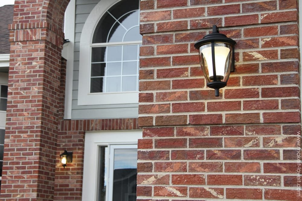 IMG_4871 - Home Improvement: Replacing Outdoor Light Fixtures (don't Be