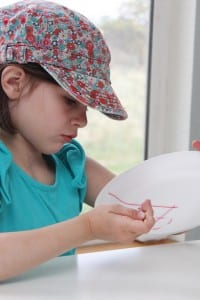 Teaching Kids to Sew: Intro to Hand Sewing