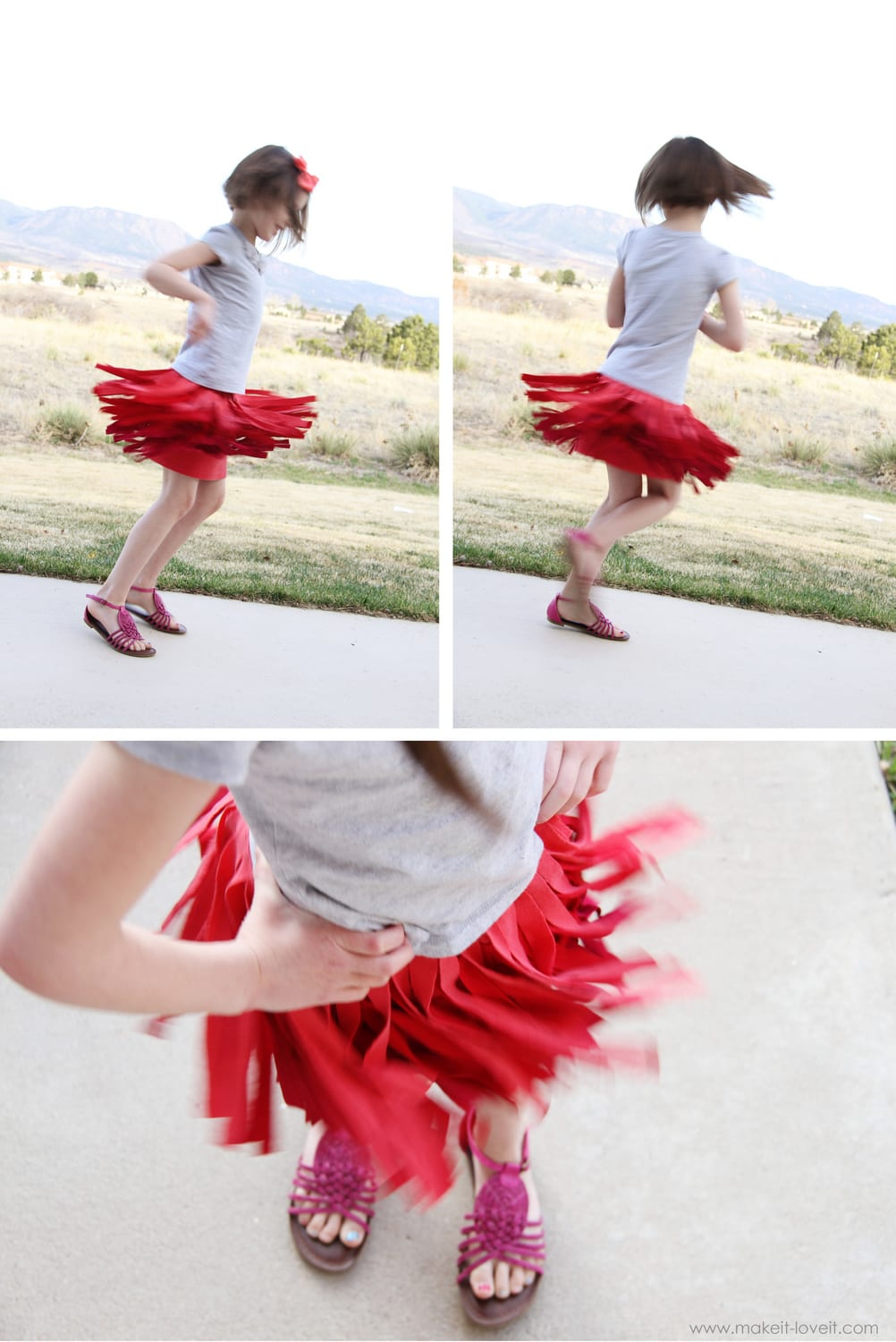 dancing fringe skirt-2