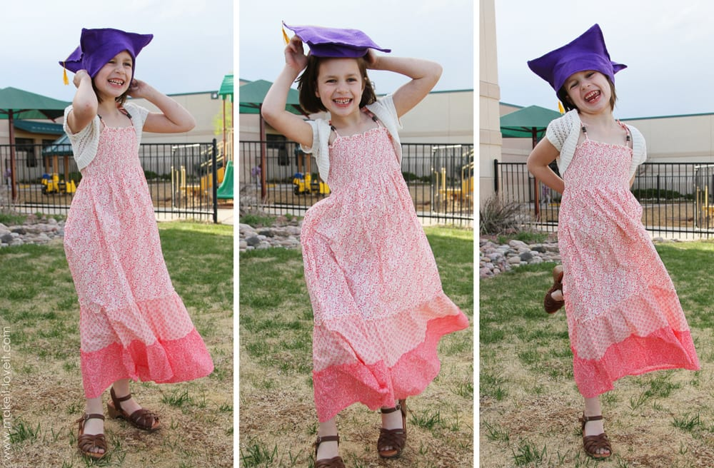 Kindergarten and Preschool graduation…….and hellooooo SUMMER BREAK!!