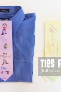 Ties for Daddy (Father's Day, Birthdays, etc.)