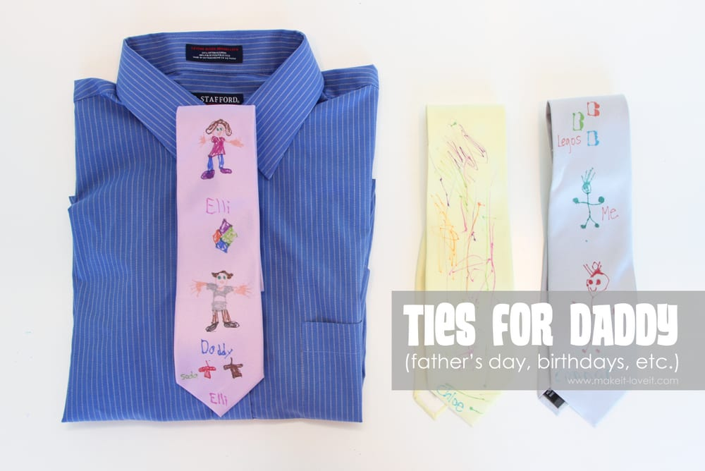 ties for daddy