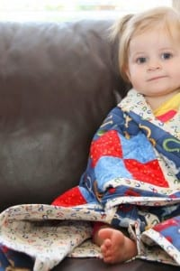 Downy Touch of Comfort/Quilts for Kids (Donate $2 by just leaving a response. Easy.)