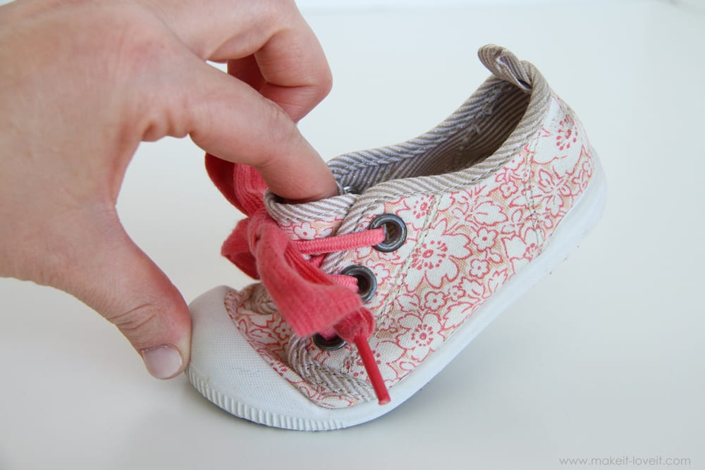 elastic shoelaces for kids