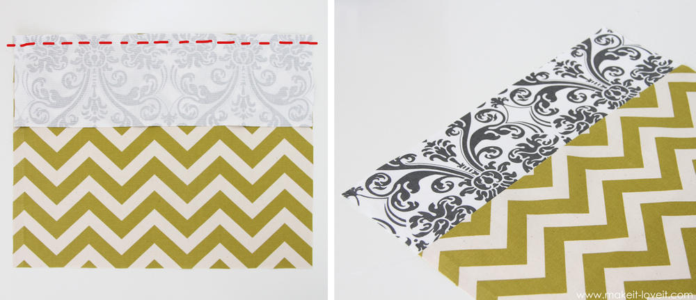 sewing fabric tote 1