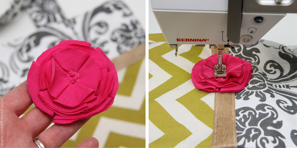 sewing fabric tote 8