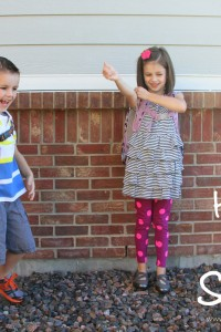 Another School Year.....and how I made my kindergartener cry!  {Boo.}