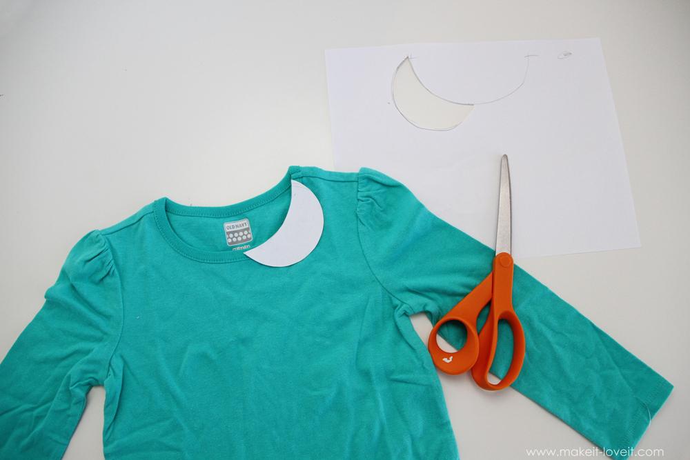 تی شرت یقه دار