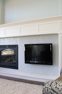 Home Improvement: Build your own Fireplace Mantel & Hearth (craftsman style)