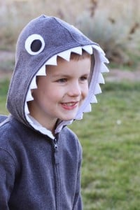 Halloween Costume Ideas: Simple Shark (with Dorsal Fin)