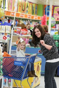 A little shopping trip with Pampers and Babies 'R' Us.....and a GIVEAWAY!!