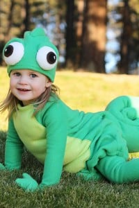 "Halloween Costumes 2013: Pascal from ""Tangled"""