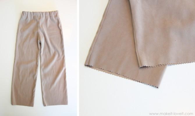 flynn rider pants