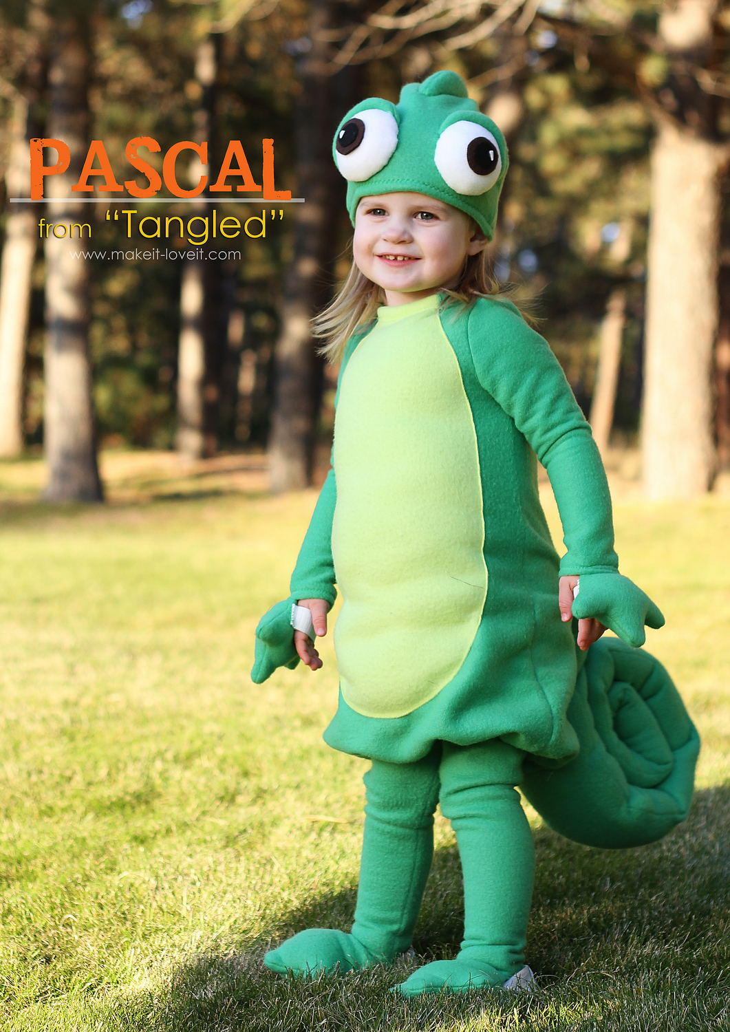 pascal costume