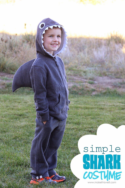 simple shark costume 1-001