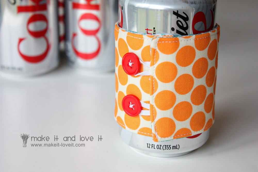14 soda can cozy