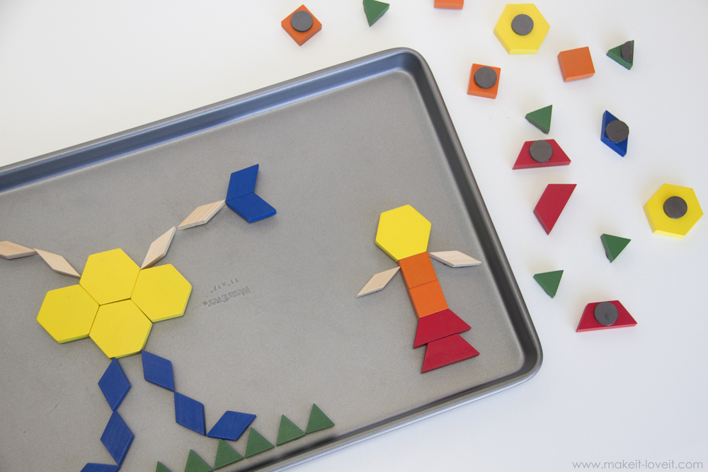 magnetic pattern blocks 2