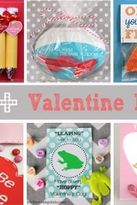 25+ DIY School (or friend) Valentine Ideas