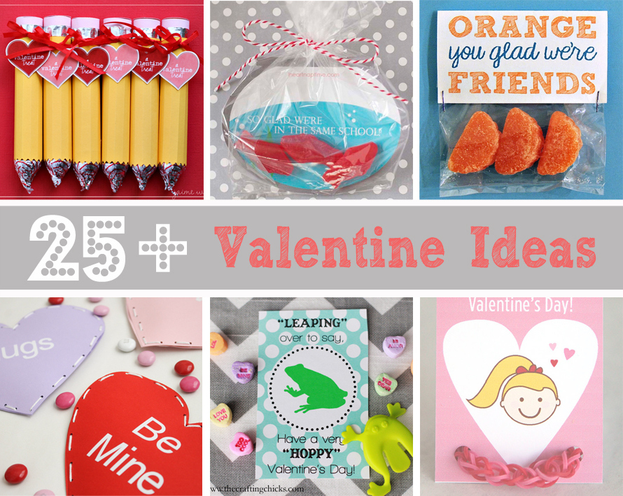 25 Diy School Or Friend Valentine Ideas Make It And