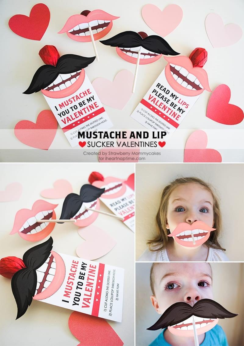 40 DIY Valentines Day Card Ideas for kids – School Valentine Card Ideas
