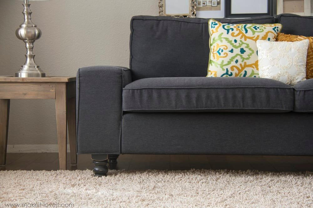 Fancy DIY Custom Couch or Arm Chair Legs Make It and Love