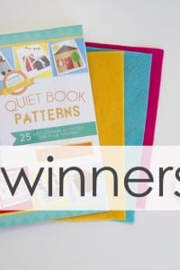 Giveaway Winners (plus a little book-writing update...)