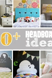 20+ DIY Headboard Ideas