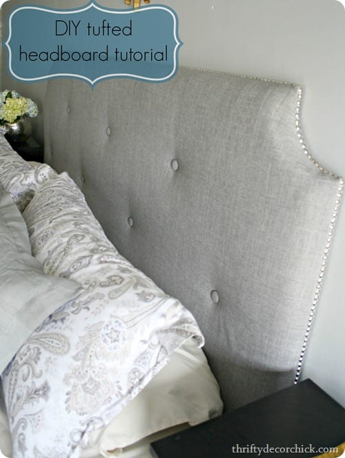 20+ DIY Headboard Ideas | Make It and Love It