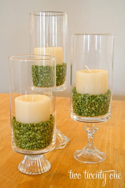 hurricane candles