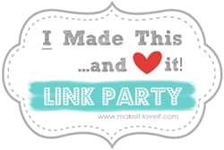 link party button