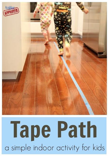 tape path