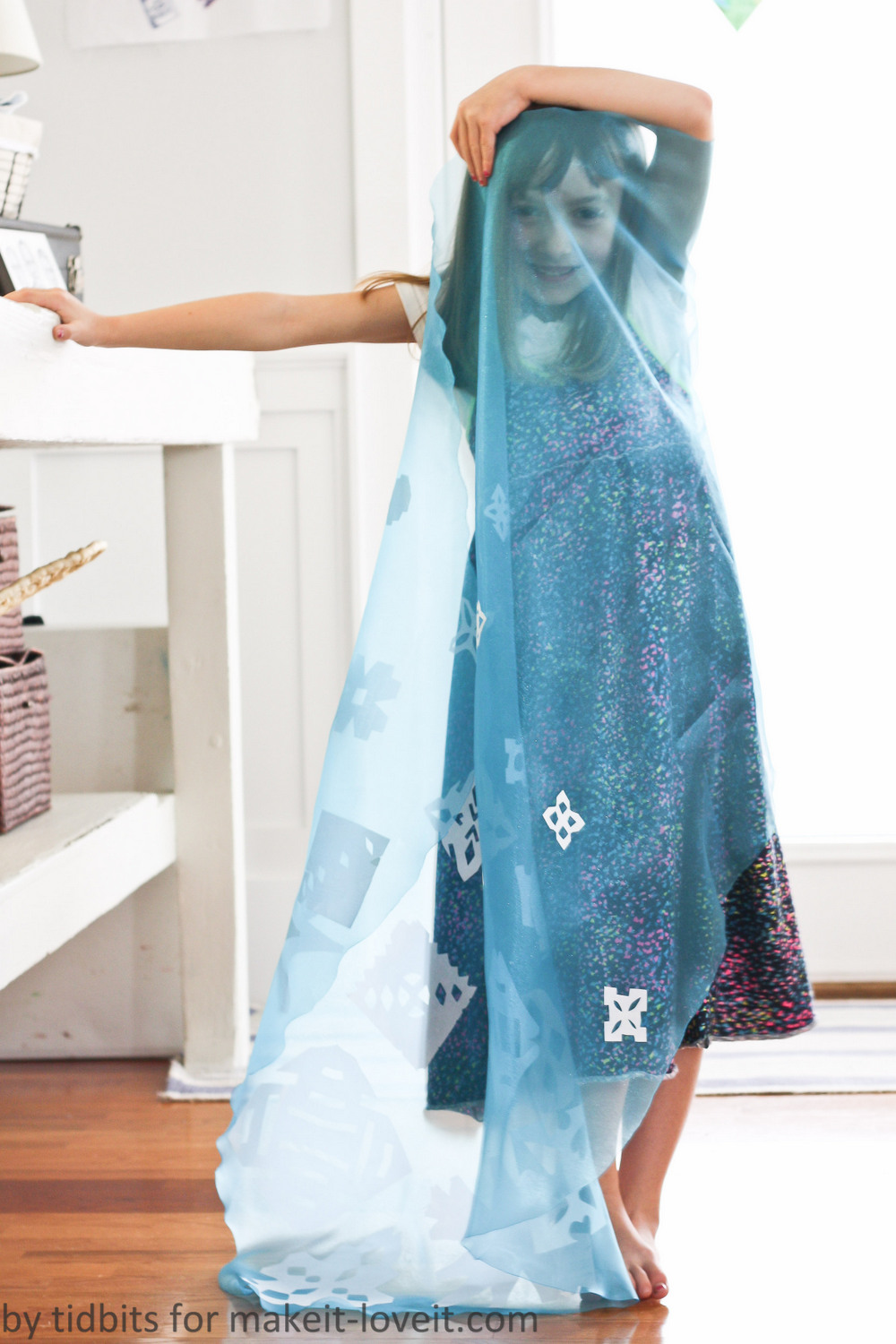 Do-It-Together Elsa Cape 8