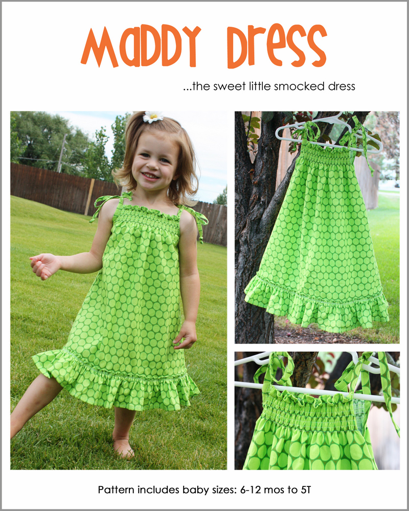 1 maddy dress pattern